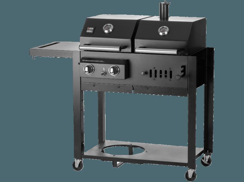Gas Und Holzkohlegrill Mit Smoker : Smoker grill test videos und bilder smoker kaufen