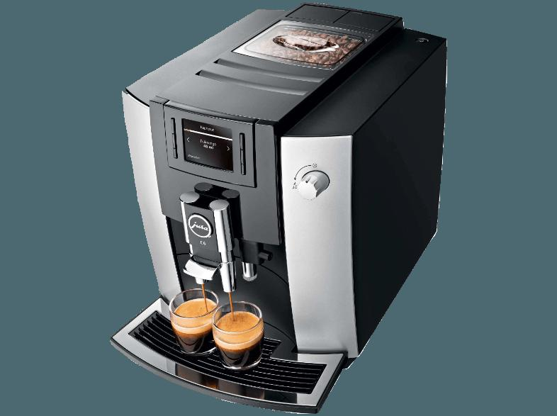 Kaffeevollautomat jura e6 platin : Bedienungsanleitung jura e espresso kaffee vollautomat