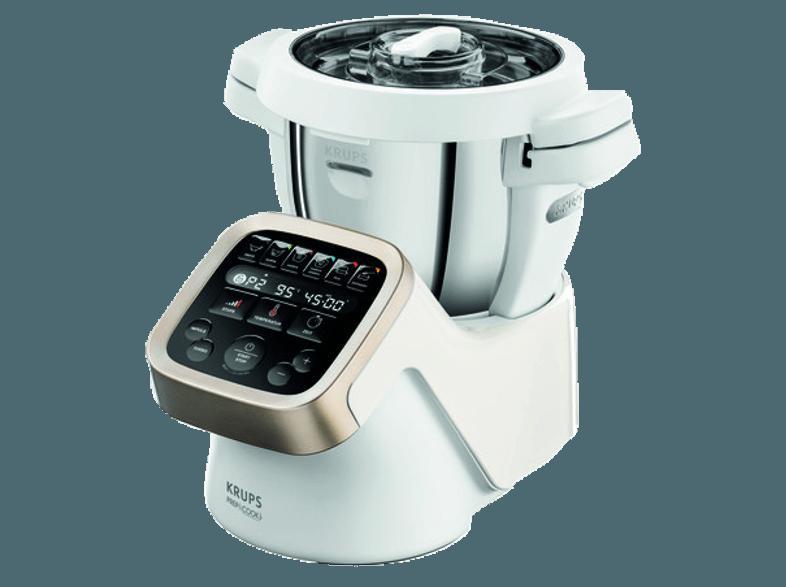Bedienungsanleitung KRUPS HP5031 Prep&Cook Küchenmaschine mit ...