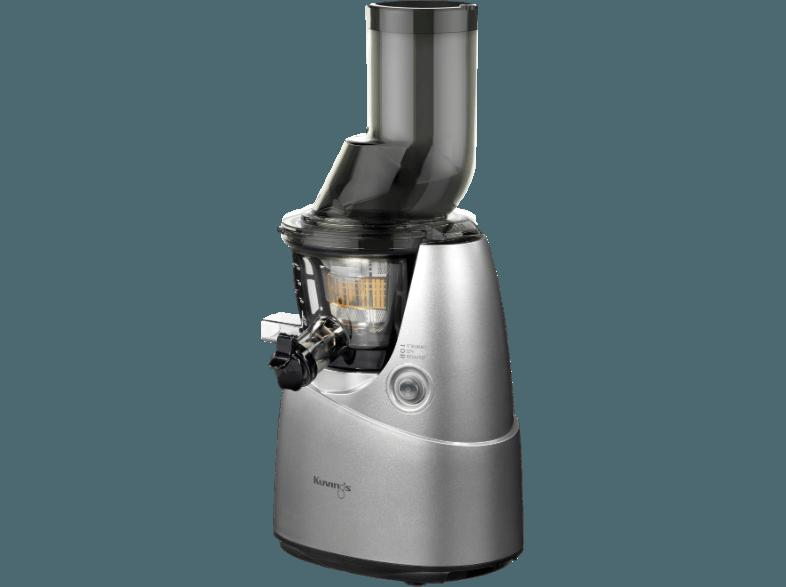 Bedienungsanleitung KUvINGS Whole Slow Juicer B 6000 S Entsafter (240 Watt, Silber ...