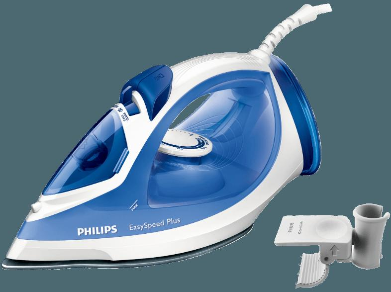 PHILIPS GC2046/27 EasySpeed Plus  (2200 Watt, SteamGlide Ceramic Anti-Haft-Bügelsohle), PHILIPS, GC2046/27, EasySpeed, Plus, , 2200, Watt, SteamGlide, Ceramic, Anti-Haft-Bügelsohle,