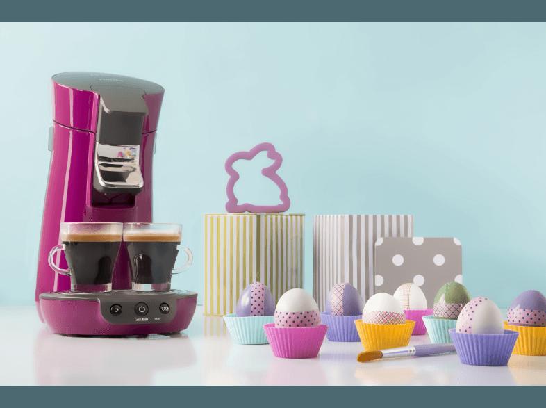 bedienungsanleitung philips senseo viva caf hd7825 72 kaffeepadmaschine 0 9 liter cassis. Black Bedroom Furniture Sets. Home Design Ideas