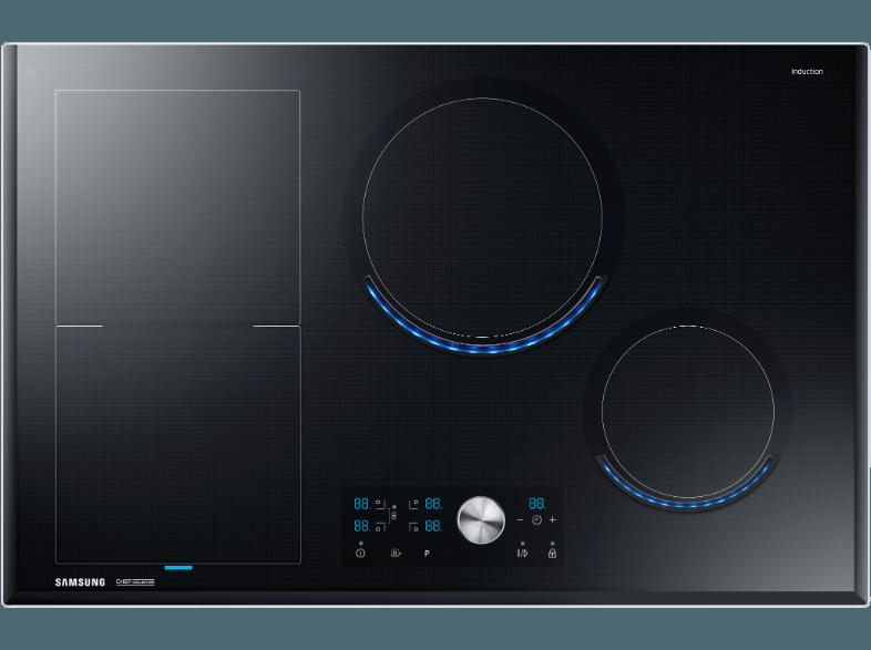 Bedienungsanleitung Samsung Nz84j9770ek Ef Induktions Kochfelder