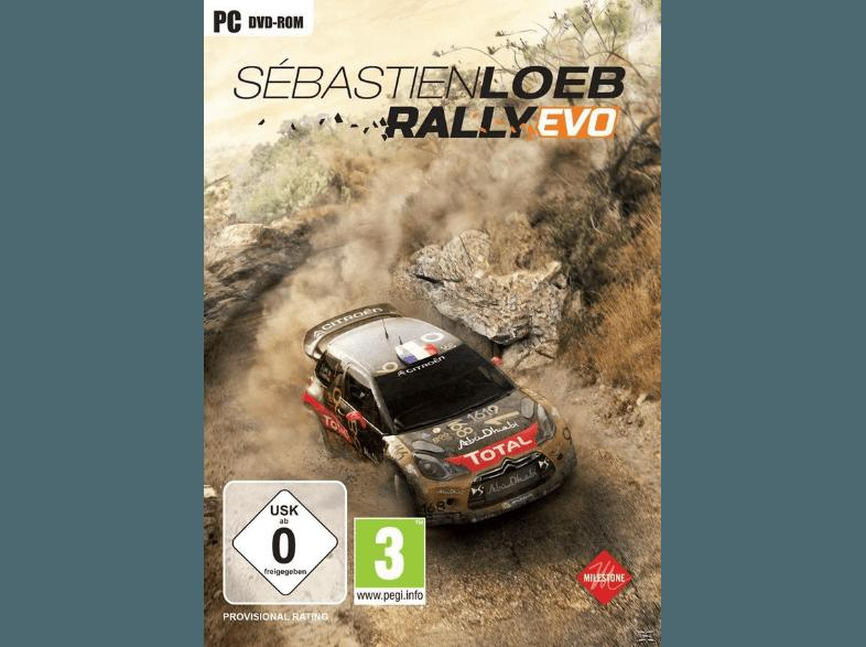 Sébastien Loeb Rally Evo [PC]