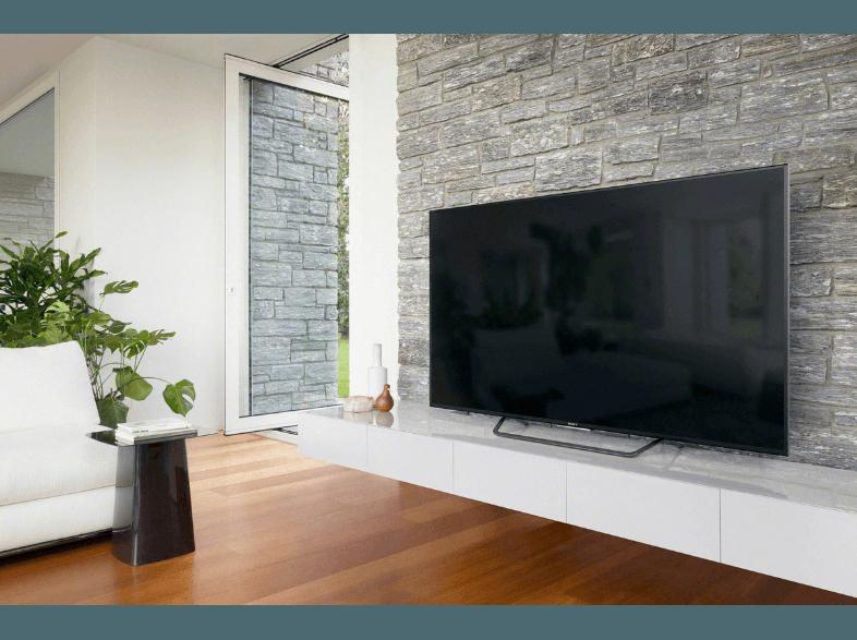 bedienungsanleitung sony kd75x8505 cbaep led tv flat 75. Black Bedroom Furniture Sets. Home Design Ideas