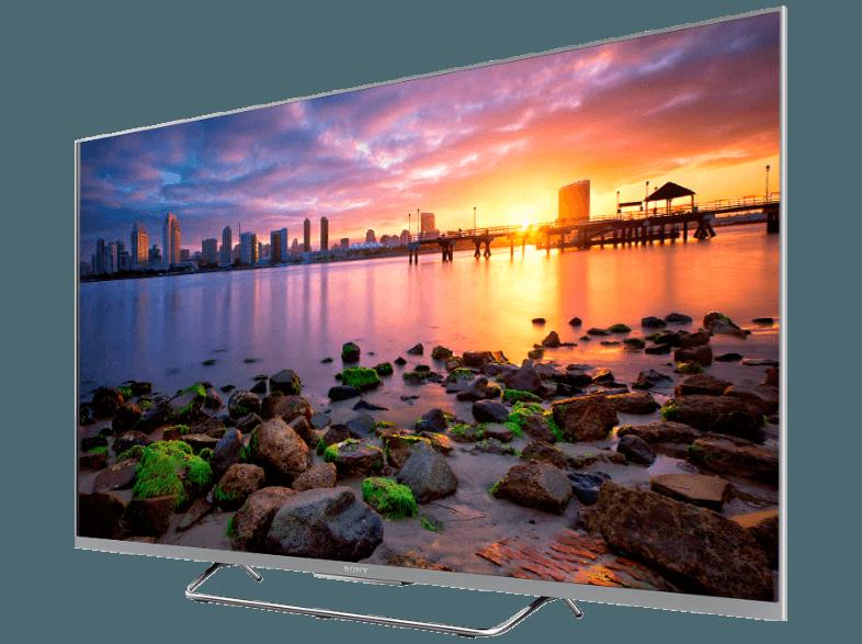 bedienungsanleitung sony kdl43w756 c led tv flat 43 zoll. Black Bedroom Furniture Sets. Home Design Ideas