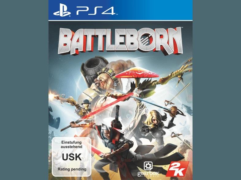 Battleborn [PlayStation 4]