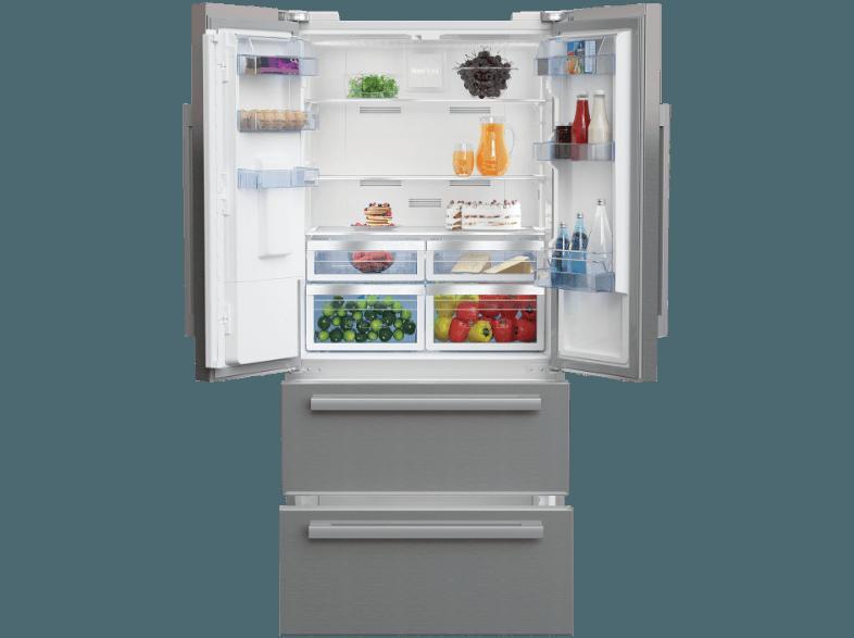 Amerikanischer Kühlschrank Anschlüsse : Side by side kühlschrank anschlüsse samsung rf j sr edelstahl