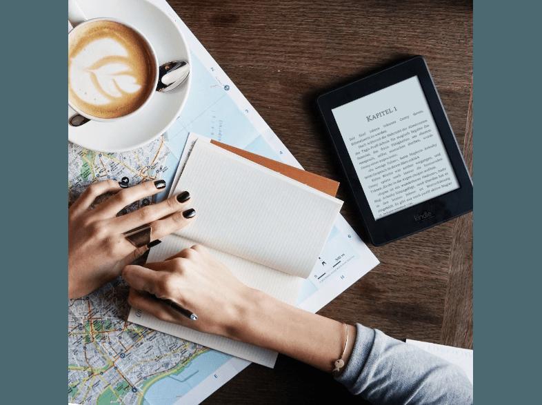 bedienungsanleitung kindle paperwhite free 3g 6 zoll 4 gb wlan und usb e book reader schwarz. Black Bedroom Furniture Sets. Home Design Ideas
