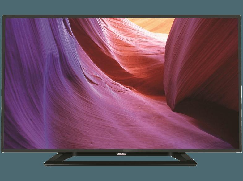 Bedienungsanleitung PHILIPS 40PFK4200 LED TV (Flat, 40 Zoll