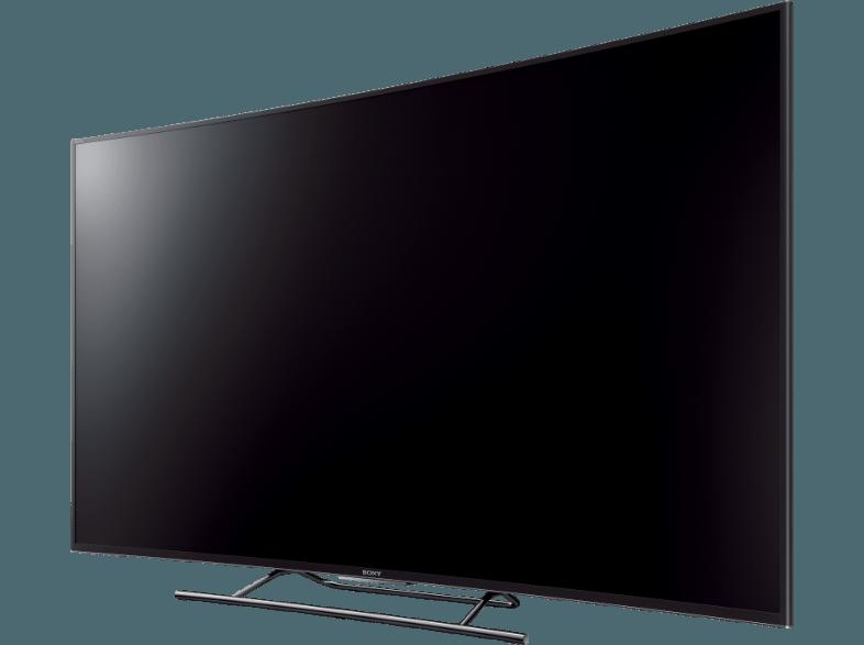 bedienungsanleitung sony kd 65s8505 cbaep led tv curved. Black Bedroom Furniture Sets. Home Design Ideas