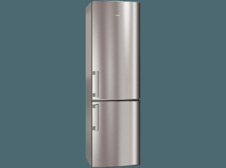 Aeg Kühlschrank Santo Temperatur Einstellen : Bedienungsanleitung aeg s53431cnxf kühlgefrierkombination 161 kwh