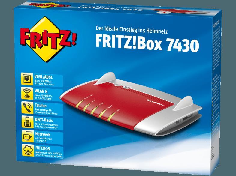 Fritzbox 7430 Wlan Probleme