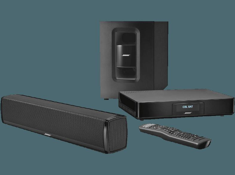 bedienungsanleitung bose soundtouch 120 soundbar 2 1. Black Bedroom Furniture Sets. Home Design Ideas