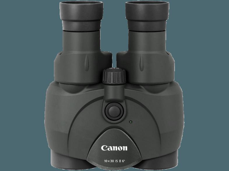 Bedienungsanleitung canon is ii fernglas 10x 30 mm