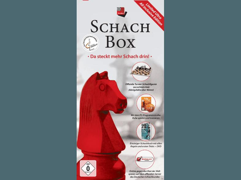 ChessBase Schach Box - Limited Ultra All Inclusive Edition [PC]