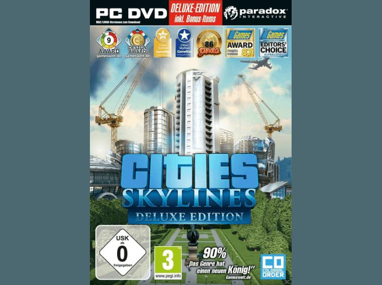 Cities: Skylines (Deluxe Edition) [PC]