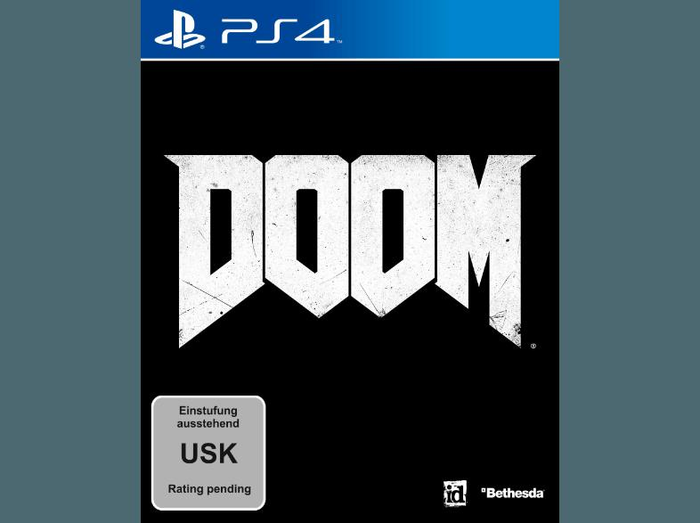 DOOM (Day One Edition) [PlayStation 4]