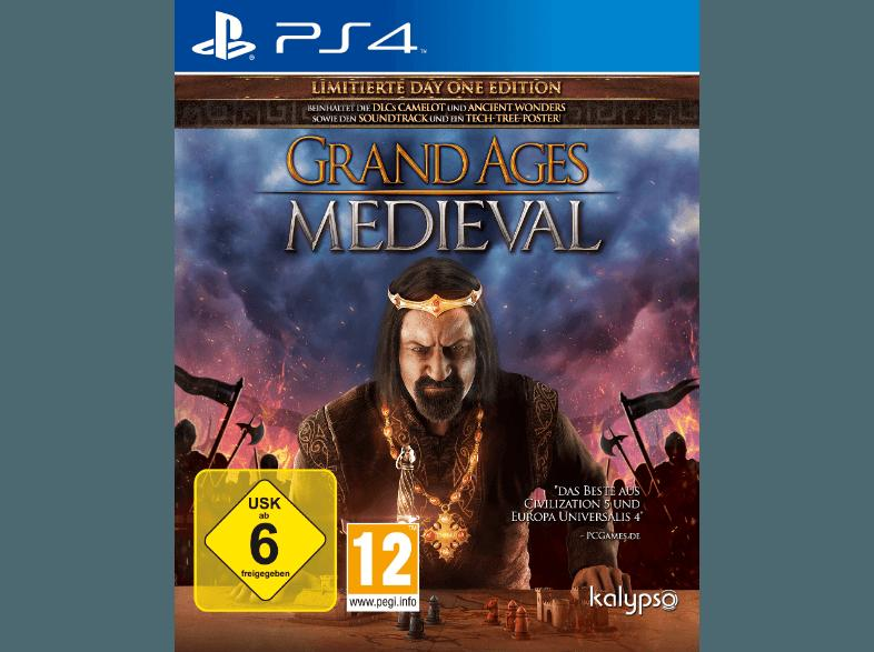 Grand Ages Medieval [PlayStation 4]