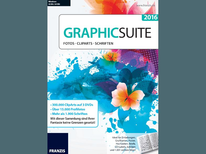 Graphic Suite 2016