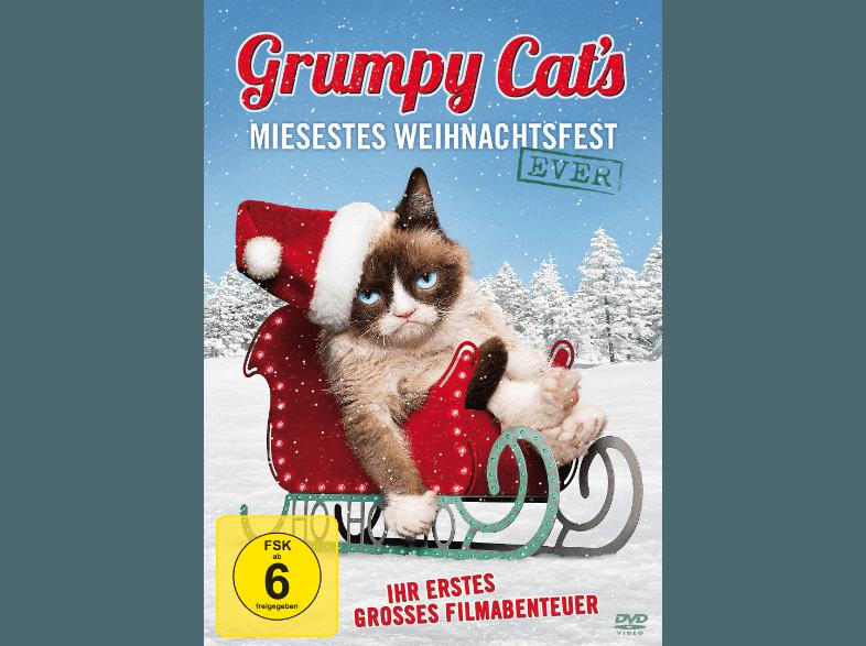 Grumpy Cat's miesestes Weihnachtsfest ever [DVD]