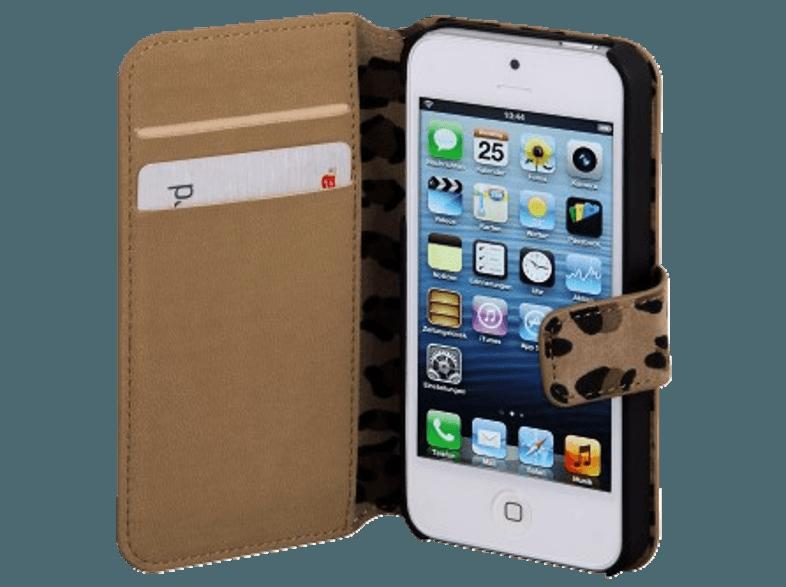 HAMA 136907 Booklet Leo 2in1 Cover iPhone 5/5s