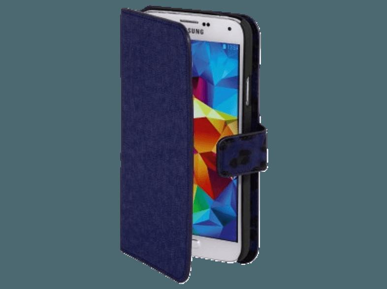 HAMA 136936 Booklet Leo 2in1 Cover Galaxy S5