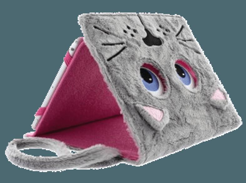 HAMA 139345 Tab Zoo Portfolio Cat Tablet Cover Universell einsetzbar