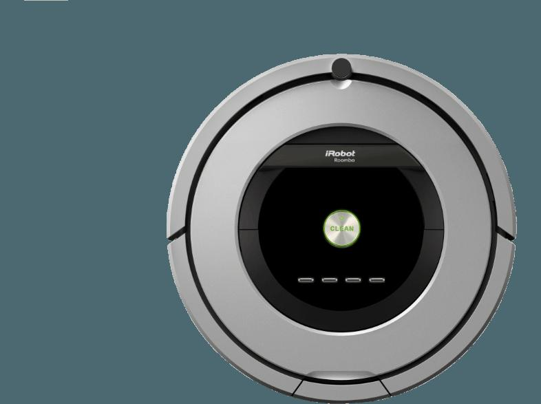 bedienungsanleitung irobot roomba 886 staubsauger. Black Bedroom Furniture Sets. Home Design Ideas