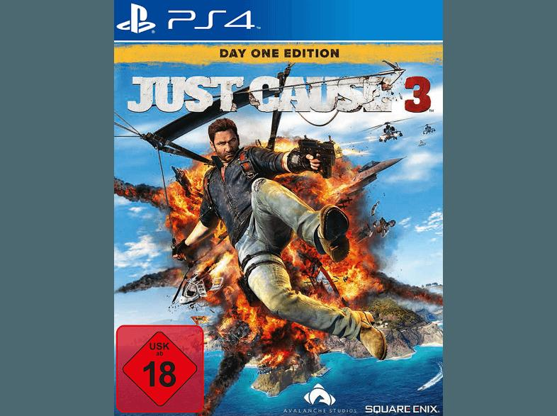 Just Cause 3 (Steelbook-Edition) [PlayStation 4]