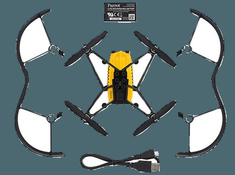 Parrot Minidrones Airborne Cargo Travis
