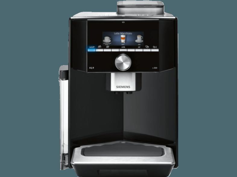 Bedienungsanleitung Siemens Ti 903509 De Eq 9 Kaffeevollautomat