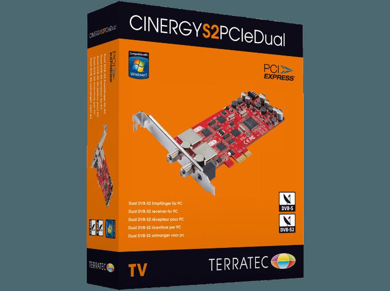 TERRATEC 11004 Cinergy S2 PCIe Dual