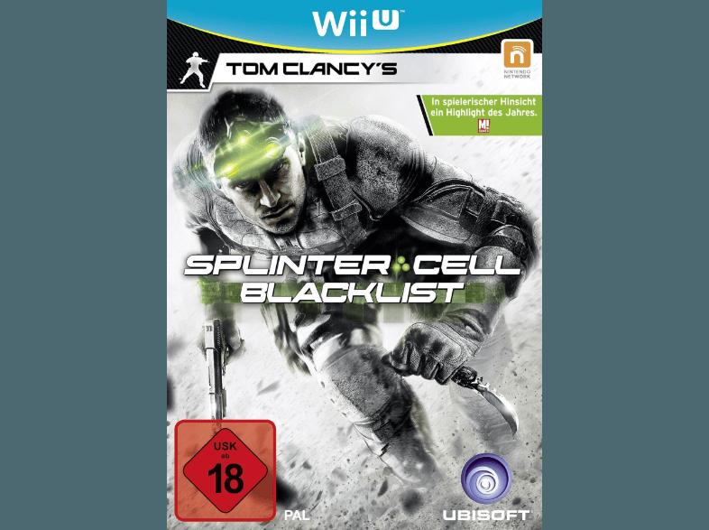 Tom Clancy's Splinter Cell: Blacklist [Nintendo Wii U]