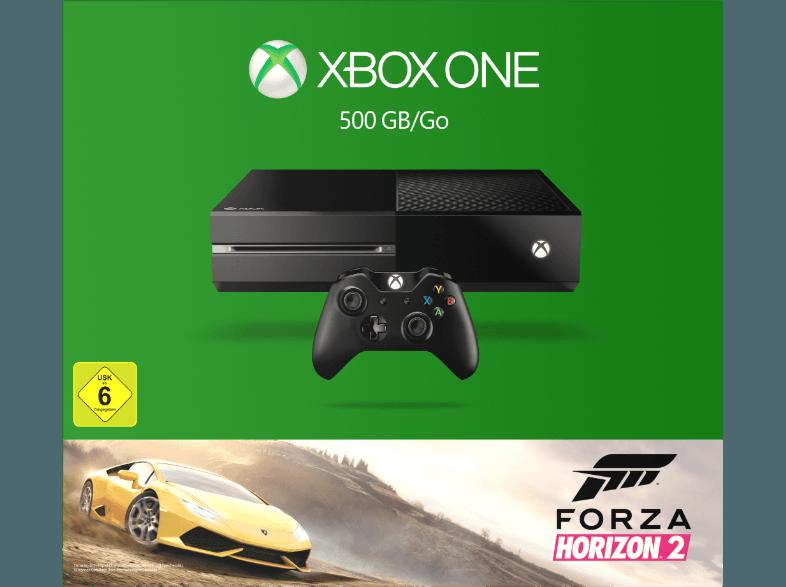 Xbox One 500GB Forza Horizon 2 Bundle