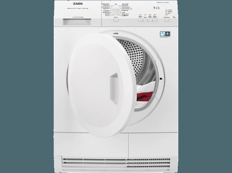 Bedienungsanleitung aeg lavatherm t55770ih4 kondensationstrockner