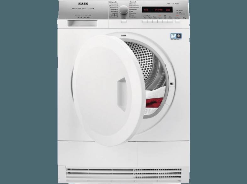 Bedienungsanleitung aeg lavatherm tpflege ih kondensationstrockner