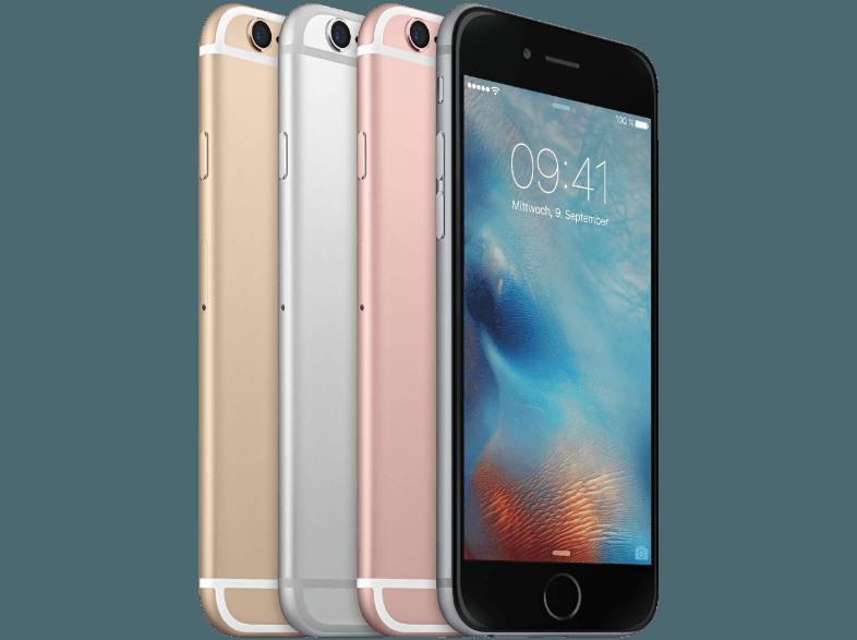 bedienungsanleitung apple iphone 6s 64 gb rosegold bedienungsanleitung. Black Bedroom Furniture Sets. Home Design Ideas
