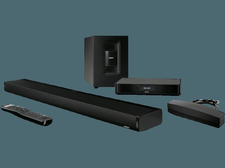 bedienungsanleitung bose soundtouch 130 soundbar 2 1. Black Bedroom Furniture Sets. Home Design Ideas