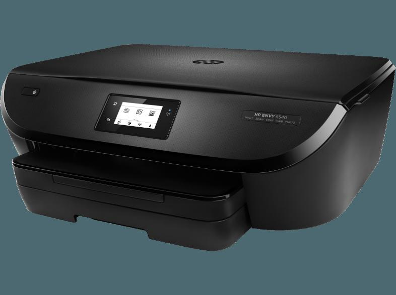 Bedienungsanleitung Hp Envy 5544 3 In 1 All In One Drucker
