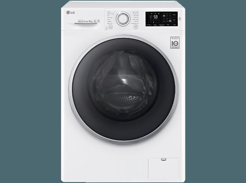 Bedienungsanleitung lg f 14 u2 vdn1h waschmaschine 9 kg 1400 u min