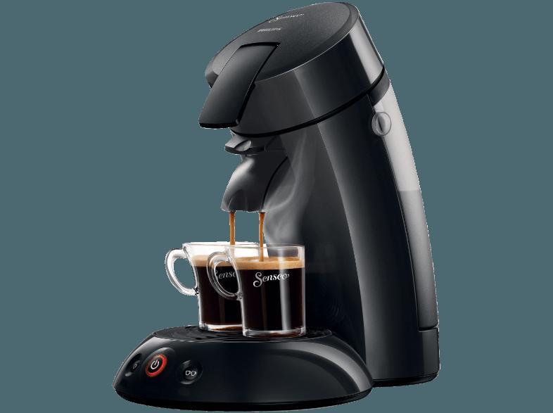 bedienungsanleitung philips senseo original hd7817 65 kaffeepadmaschine 0 7 liter schwarz. Black Bedroom Furniture Sets. Home Design Ideas