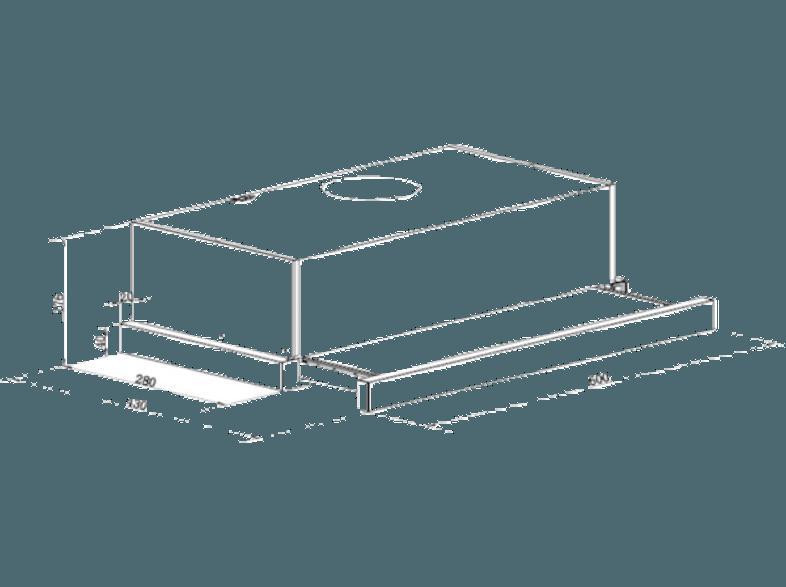 Bedienungsanleitung pkm ubh 6002 h dunstabzugshaube 430 mm tief