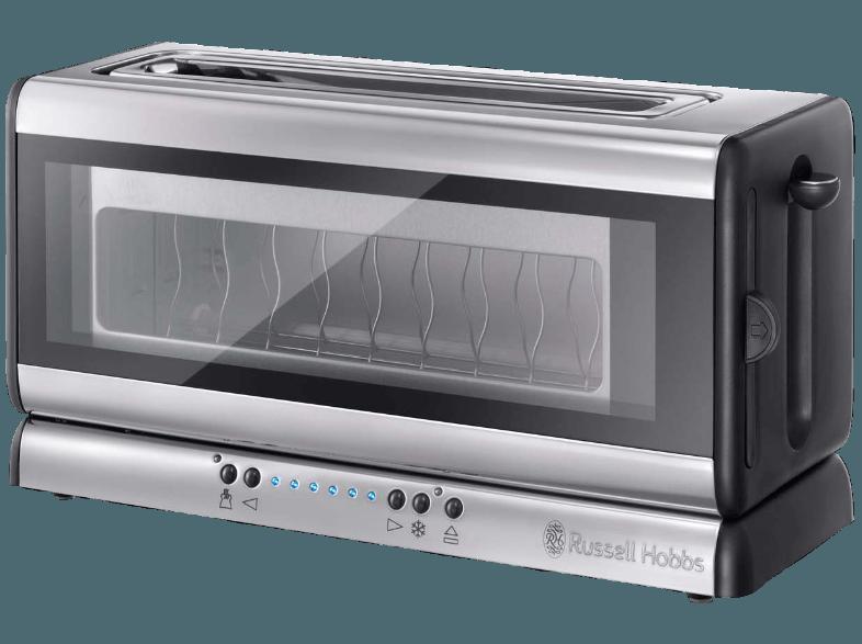 bedienungsanleitung russell hobbs 21310 56 clarity langschlitz toaster edelstahl schwarz glas. Black Bedroom Furniture Sets. Home Design Ideas
