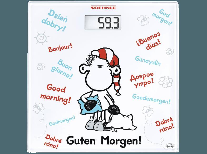 Abbildung Soehnle 63835 Sheepworld Good Morning