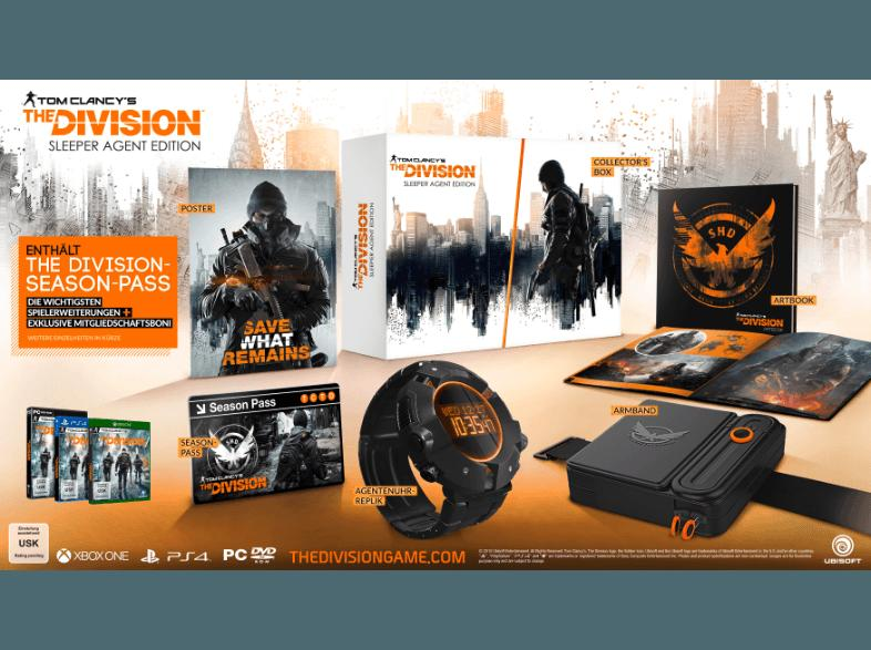 Tom Clancy's: The Division (Sleeper Agent Edition) [PC]