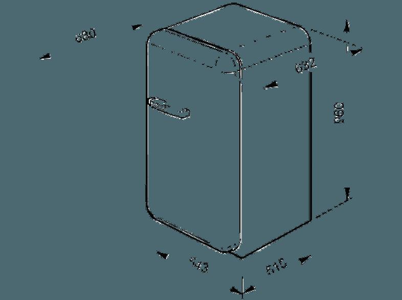 Smeg Kühlschrank Fab10 : Bedienungsanleitung smeg fab hlne kühlschrank kwh jahr a