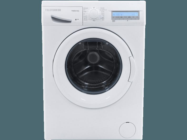bedienungsanleitung telefunken tfw0541fd3 waschmaschine 7 kg 1400 u min a. Black Bedroom Furniture Sets. Home Design Ideas