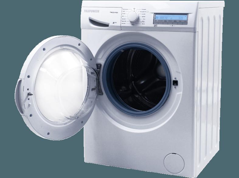 bedienungsanleitung telefunken tfw0541fd3 waschmaschine 7. Black Bedroom Furniture Sets. Home Design Ideas