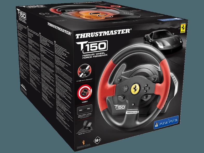 bedienungsanleitung thrustmaster t150 ferrari edition. Black Bedroom Furniture Sets. Home Design Ideas